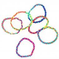 6 Bracelets Multicolores