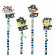1 Crayon Gomme Pirate