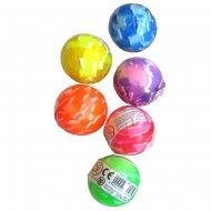 1 Balle Rebondissante Marble Néon (4 cm)