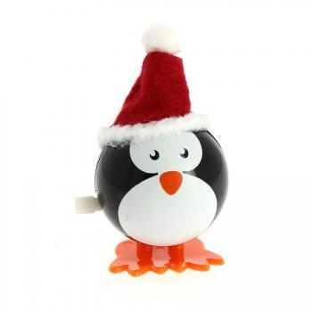 1 Pingouin Mécanique à remonter (7 cm)