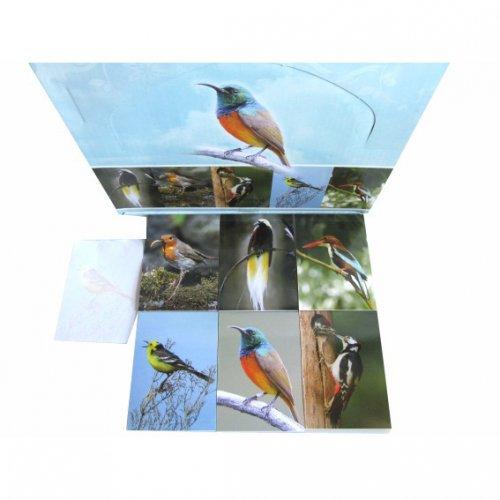 1 Bloc-notes Oiseau