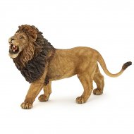 Figurine Lion Rugissant