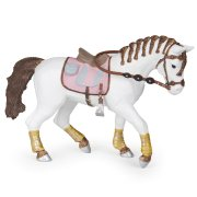 Figurine Cheval Tress�