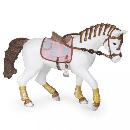 Figurine Cheval Tressé