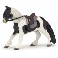 Figurine Poney avec Selle
