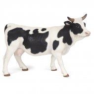 Figurine Vache Noire et Blanche