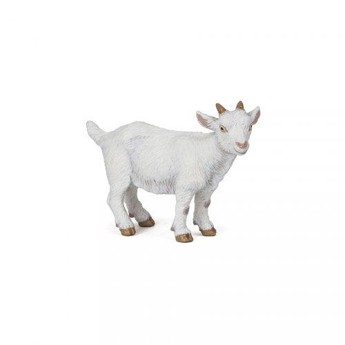 Figurine Chevreau Blanc