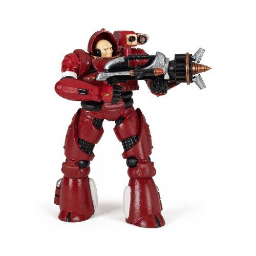 Figurine Humanoid Fighter