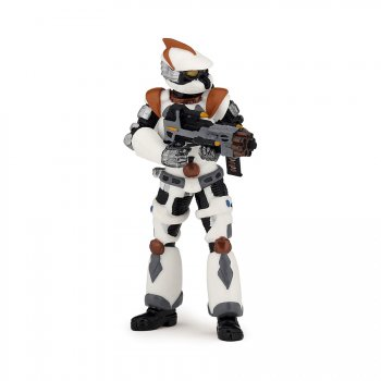 Figurine Galactic Warrior