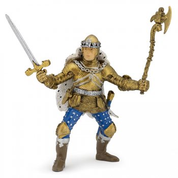 Figurine Prince Richard Bleu