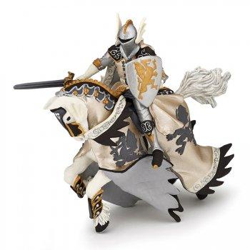 Figurine Prince Dragon et son Cheval