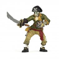 Figurine Pirate Mutant Zombie