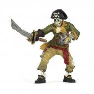 Figurine Pirate Mutant Zombie