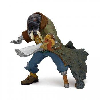 Figurine Pirate Mutant Morse