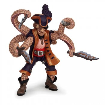 Figurine Pirate Mutant Pieuvre