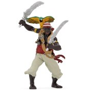 Figurine Pirate aux Sabres