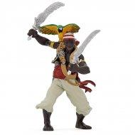 Figurine Pirate aux Sabres