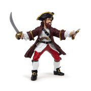 Figurine Barberousse Rouge