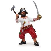 Figurine Pirate à la Hache
