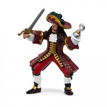Figurine Capitaine Pirate