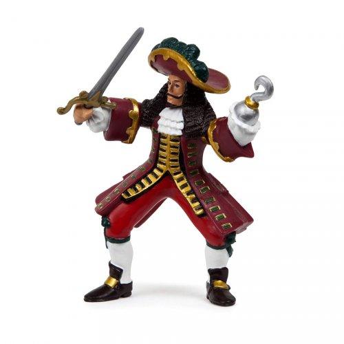 Figurine Capitaine Pirate