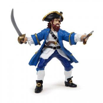 Figurine Barberousse Bleu