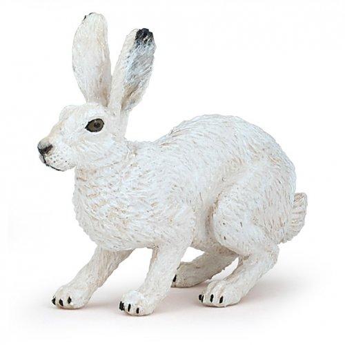 Figurine Lièvre Polaire (4 cm)