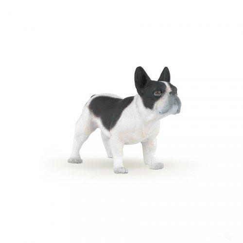 Figurine Chien Bouledogue Français (8 cm)