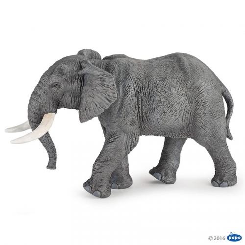 Figurine Eléphant d Afrique