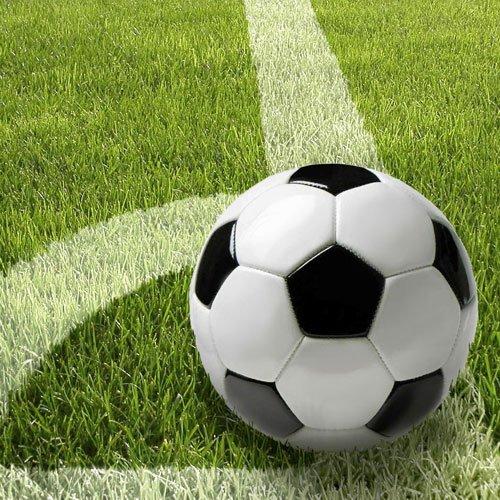 20 Serviettes Football