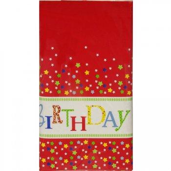 Nappe Happy Birthday Stars