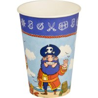 Contient : 1 x 10 Gobelets Pirate Magic Xperience