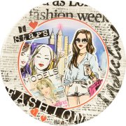 10 Assiettes Fashion Magic Xperience
