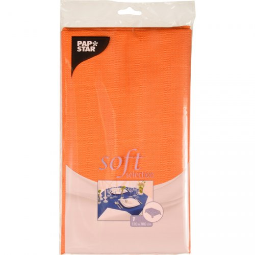 Nappe Soft Selection (180 cm) Orange
