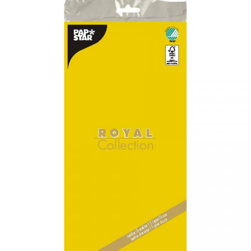 Nappe Jaune Royal Collection (180 cm)