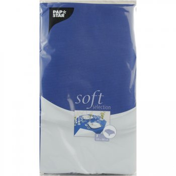 Nappe Soft Selection (180 cm) Bleu Marine