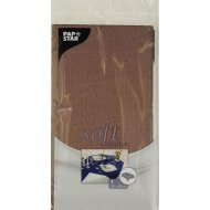 Nappe Marron Choco Soft Selection (180 cm)