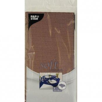 Nappe Soft Selection (180 cm) Marron Choco