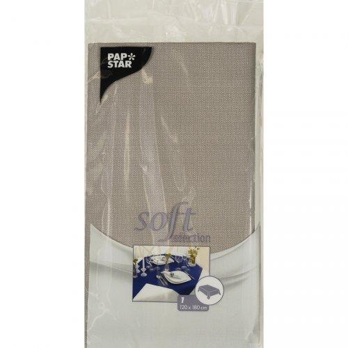 Nappe Soft Selection (180 cm) Gris
