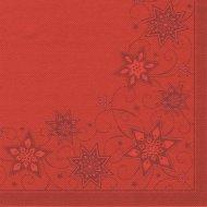 20 Serviettes Royal Collection (40 cm) Rouge