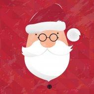 20 Serviettes Père Noël Fun
