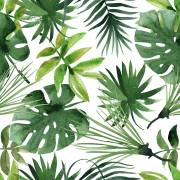 20 Grandes Serviettes - Jungle Tropicale