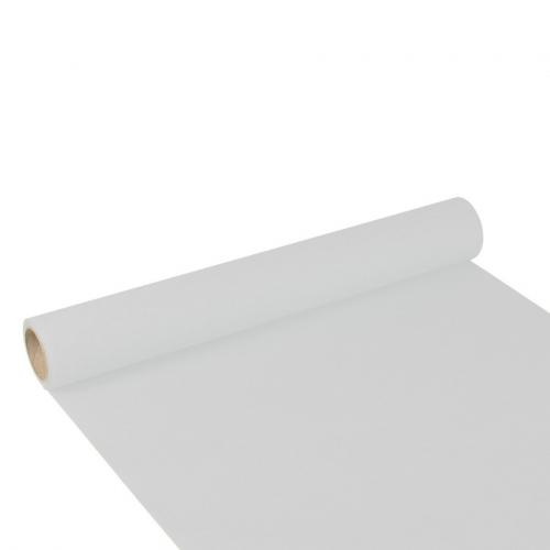 Chemin de Table Royal Collection (3 m) - Blanc