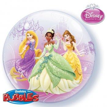 Bubble ballon Hélium Princesses Disney Féérie
