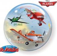 Bubble ballon Hélium Planes