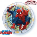 Bubble ballon Hélium Spiderman