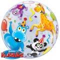 Ballons gonfl�s � l'h�lium