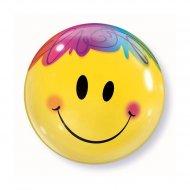 Bubble Ballon H�lium Smiley