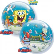 Bubble Ballon à Plat Bob L'Eponge