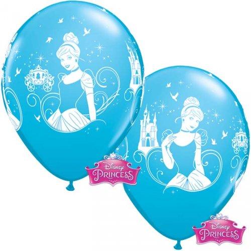 6 Ballons Cendrillon